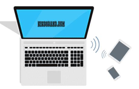 cara mengganti password wifi lewat laptop