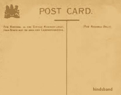 ukuran postcard