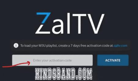 Kode ZalTV