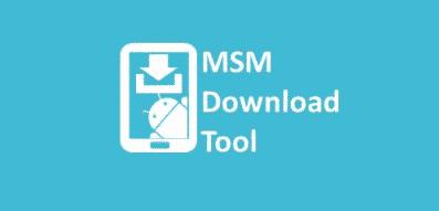 Cara Install MSM Download Tool