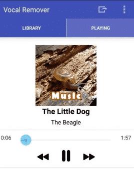 Cara Menghilangkan Vokal pada Lagu di Android