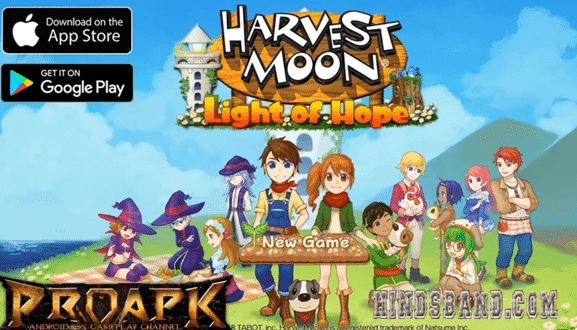 Harvest Moon Android